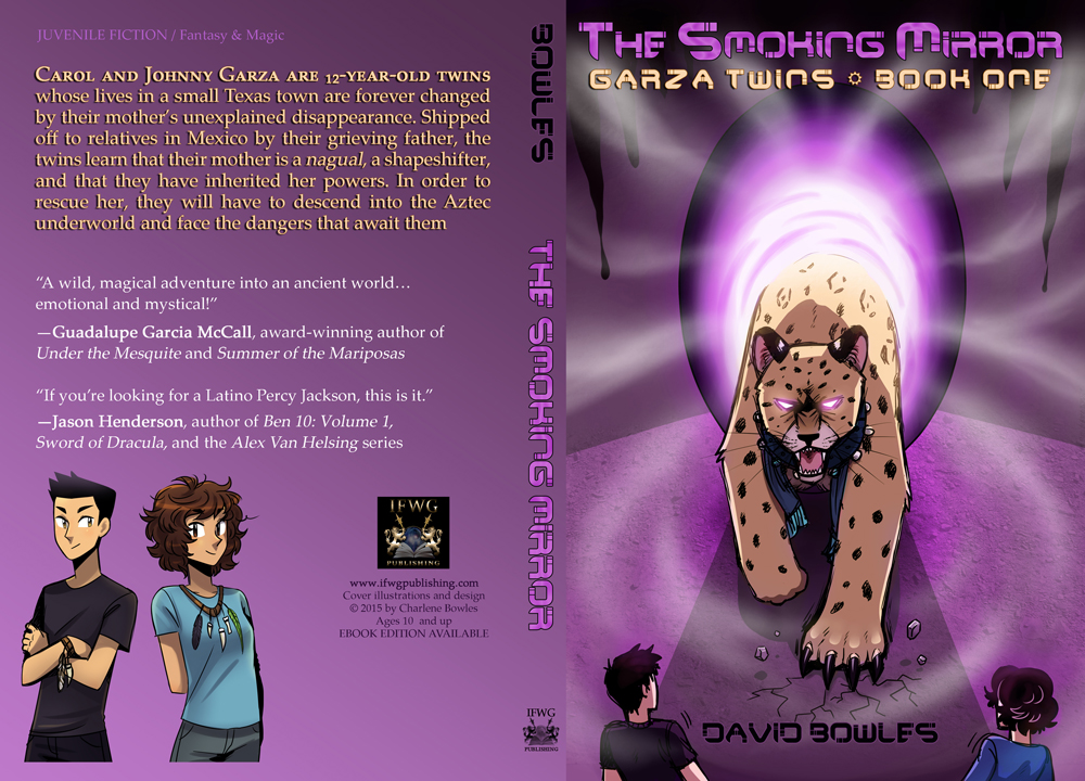 The Smoking Mirror Cover-smaller